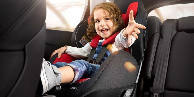 Сімейні подорожі автомобілем
